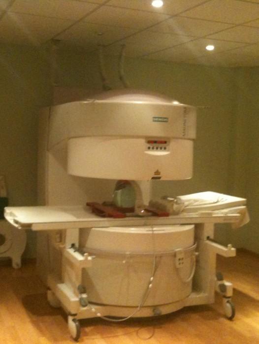 Siemens OPEN VIVA MRI