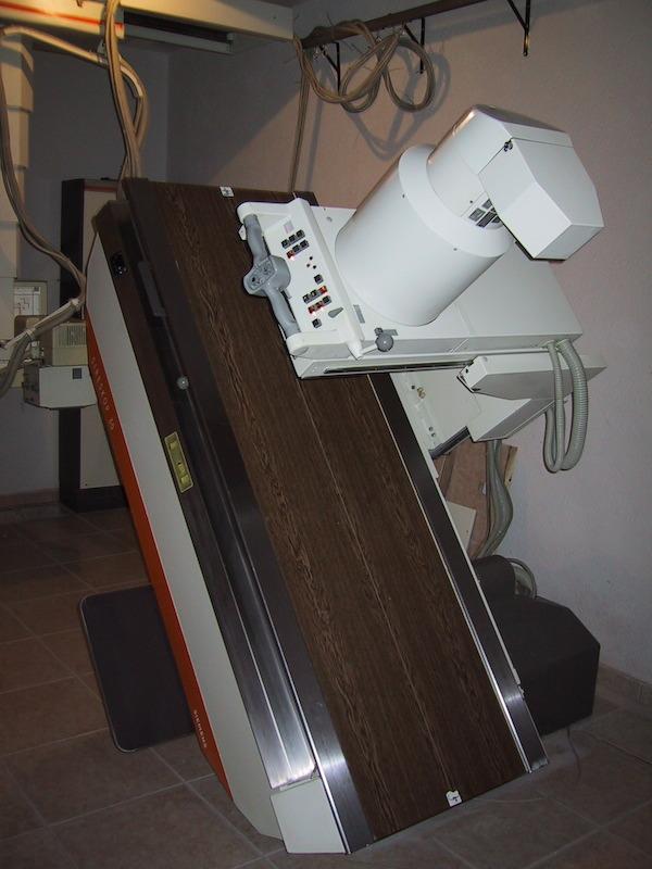 Siemens fluoro Room, sirescop